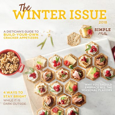 The Winter Issue 2018 Simple Mills E-Magazine